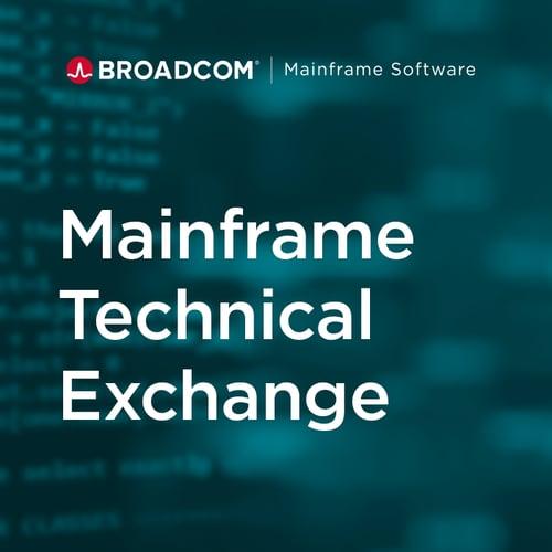 Mainframe Tecnical Exchange
