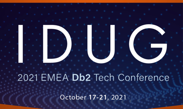 IDUG October Event